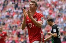 """Thomas Müller khát vọng """"bùng nổ"""" để cán mốc 100 bàn thắng"""