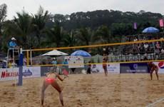 Khai mạc giải bóng chuyền bãi biển nữ châu Á-Tuần Châu 2017