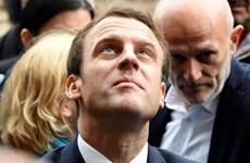 Pháp cảnh báo về việc lan truyền dữ liệu rò rỉ của ứng viên Macron