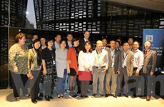 Australia giúp đào tạo chuyên gia phòng chống lũ lụt cho Việt Nam