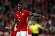 Trung vệ Jerome Boateng bất an về tương lai tại Bayern Munich