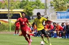 Tuyển U20 Việt Nam bị U20 Vanuatu cầm hòa trên đất Hàn Quốc