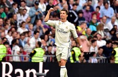 """""""Phá lưới"""" Sevilla, Ronaldo thiết lập kỷ lục mới tại Real Madrid"""