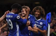 """Chelsea ăn mừng chức vô địch bằng chiến thắng """"siêu kịch tính"""""""