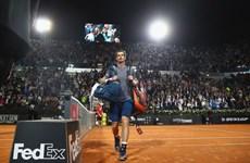 Rome Masters: Nhà vô địch Murray bật bãi, Sharapova bỏ cuộc