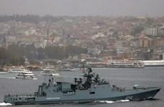 TNK bác bỏ nguy cơ IS tấn công tàu chiến Nga ở eo biển Bosphorus