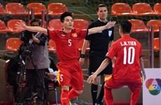 U20 Việt Nam khởi đầu hoàn hảo tại VCK U20 Futsal châu Á