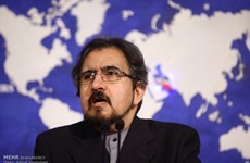 Iran chỉ trích các biện pháp trừng phạt mới của chính quyền Mỹ