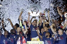Monaco đăng quang Ligue 1, chấm dứt sự thống trị của PSG