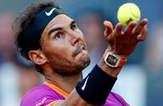 Rome Masters: Nadal thắng không tưởng, số 1 thế giới bị loại