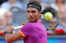 """Rome Masters: Nadal - Djokovic hẹn """"đại chiến"""" tại bán kết"""