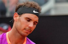 Địa chấn ở Rome Masters: Rafael Nadal thua sốc Dominic Thiem
