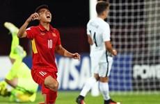 U20 Việt Nam lập nên kỳ tích ngay trận ra quân tại World Cup