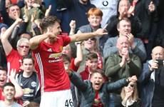 M.U lập hàng loạt kỷ lục trong ngày hạ màn Premier League