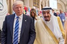 """Saudi Arabia: Chuyến thăm của Tổng thống Mỹ là một """"bước ngoặt"""""""
