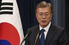 Tổng thống Hàn Quốc Moon Jae-in bổ nhiệm nhân sự cấp cao NSO