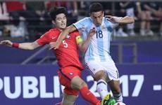U20 World Cup: 2 đội vào vòng 1/8, Argentina có nguy cơ bị loại