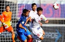 """Thua đậm U20 Pháp, U20 Việt Nam """"sinh tử"""" với U20 Honduras"""