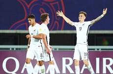 Hạ gục U20 Honduras, U20 New Zealand đặt 1 chân vào vòng 1/8