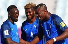 U20 World Cup 2017: Xác định 5 đội giành vé vào vòng knock-out