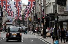 Kinh tế Anh có quý tăng trưởng thấp nhất trong một năm qua
