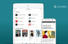 Hơn 500.000 người trả tiền để xem sách, tin tức trên Scribd