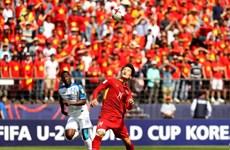U20 Việt Nam ngẩng cao đầu rời vòng chung kết World Cup 2017