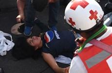 4 người thiệt mạng sau vụ hỗn loạn ở trận bóng đá tại Honduras