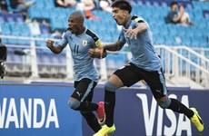 U20 World Cup: Vượt ải Saudi Arabia, Uruguay đại chiến Bồ Đào Nha