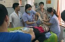 Sơn La: Một chiến sỹ công an trọng thương khi truy bắt tội phạm