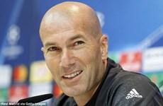"""Zidane và Allegri """"hâm nóng"""" trận đại chiến Juventus-Real Madrid"""