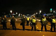 Vụ khủng bố tại London: Bắt giữ 1 đối tượng tình nghi liên quan
