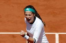 Tài năng 19 tuổi người Latvia gây sốc tại Roland Garros 2017