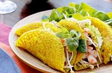Bánh bèo, bánh xèo xuất hiện ở Đại hội ẩm thực đường phố thế giới