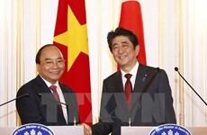 Báo chí Nhật đưa đậm về hội đàm giữa Thủ tướng Việt Nam-Nhật Bản
