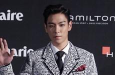 Ca sỹ T.O.P của ban nhạc Big Bang có dấu hiệu phục hồi tốt
