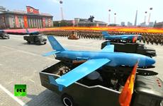 Hàn Quốc: Máy bay bị phát hiện gần biên giới là của Triều Tiên