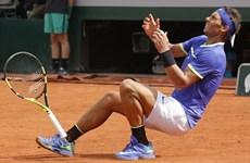 "Rafael Nadal hoàn tất cú ""decima"" lịch sử tại Roland Garors"