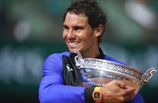 Rafael Nadal trở lại số 2 thế giới, Djokovic bị đá khỏi tốp 3