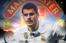 Alvaro Morata cập bến Manchester United: Mảnh ghép hoàn hảo?