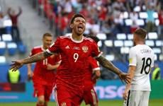 Hạ New Zealand, Nga khởi đầu suôn sẻ tại Confed Cup 2017