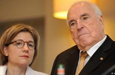 Tang lễ cựu Thủ tướng Đức Helmut Kohl trở thành chủ đề tranh cãi