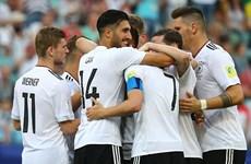 Hạ Cameroon, Đức hiên ngang vào bán kết Confederations Cup