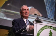 Tỷ phú Bloomberg tài trợ cho các thành phố giàu sáng tạo đổi mới