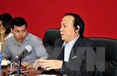 Cuba tổ chức hội thảo về Việt Nam và các thỏa thuận khu vực TBD