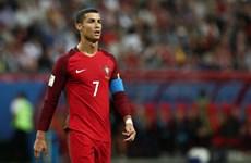 Ronaldo sớm chia tay Confed Cup, chào đón 2 thiên thần bé nhỏ