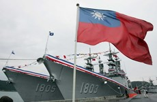 Trung Quốc lên tiếng kêu gọi Mỹ ngừng bán vũ khí cho Đài Loan