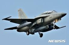 Hàn Quốc chuyển giao 12 máy bay tấn công cho Philippines
