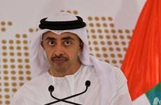 Ngoại trưởng UAE: Các nước Arab chưa nhận được phản hồi từ Qatar
