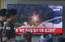 Hàn Quốc, Mỹ điện đàm khẩn cấp về vụ phóng tên của Triều Tiên